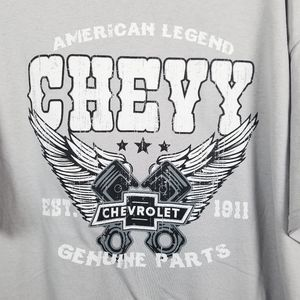 Chevy Chevrolet Genuine Parts T-shirt 2XL